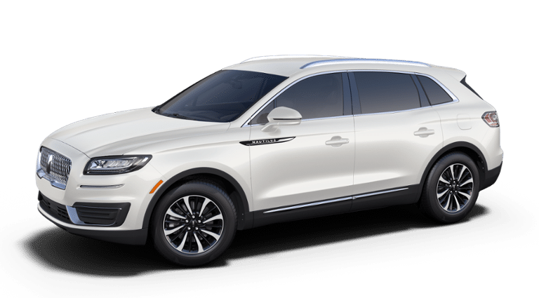2020 Lincoln Nautilus Standard Crossover